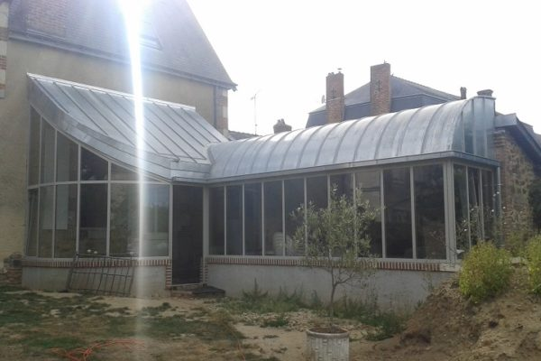 Jardin d'hiver véranda