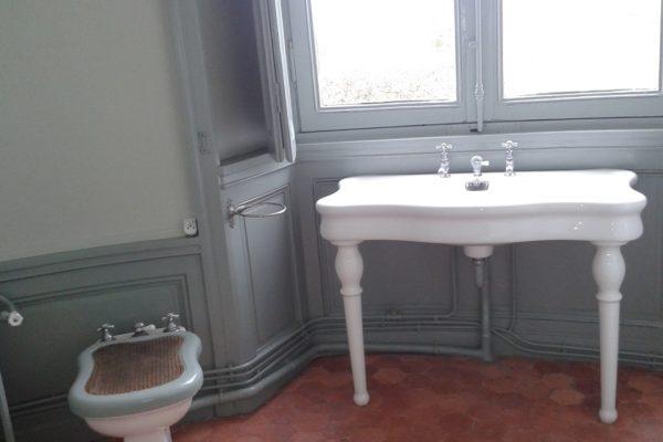 Rénovation château - Salle de bain