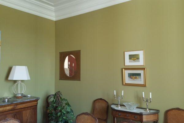 Rénovation intérieure salon - après travaux